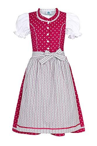 Isar-Trachten Vestido de tirolesa para niños, color...