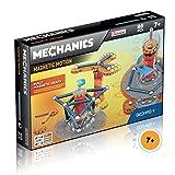 Geomag- Mechanics Motion 761 Juego de construcción magnético de 86 Piezas, Multicolor, 87