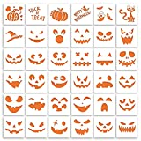 36 Pieces Halloween Drawing Stencils, 6 Inch...