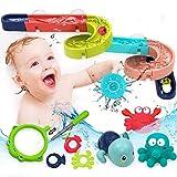 【Design multicolore】 Luminoso e multicolore accresce l'interesse dei bambini e rende il bagno più piacevole.