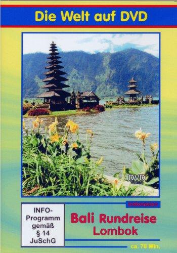 Bali Rundreise, Lombok, 1 DVD