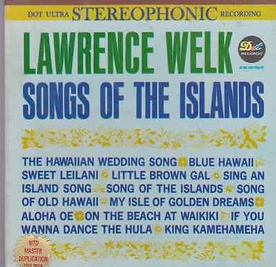 Songs Of The Islands (Vinyl Stereophonic LP Record Album) -  Welk, Lawrence