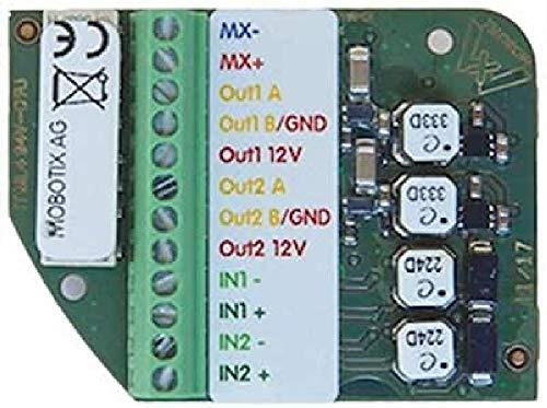 Mobotix MX-A-IOA-IC Überwachungskamera-Zubehör für Überwachungskameras (Innen, Grün, Mobotix, c26, i26, p26, v26, 0-40°C, 32mm)