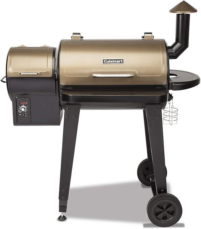 Cuisinart CPG-4000 Wood Pellet Grill – Best Budget Pellet Smoker