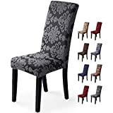 Fundas para sillas 6 Piezas Funda de Silla Comedor Stretch...