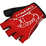 Castelli Rosso Corsa Classic Glove - Men's Red, L