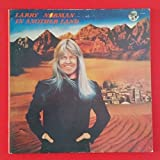 LARRY NORMAN In Another Land LP Vinyl VG+ Cover VG+ GF Pic Sleev Insert SRA 2001