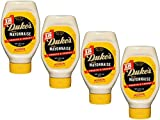 Duke s Real Mayonnaise, 18 Fl Oz. squeeze bottle,Pack of 4