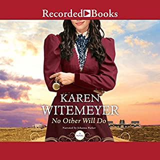 No Other Will Do audiobook cover art