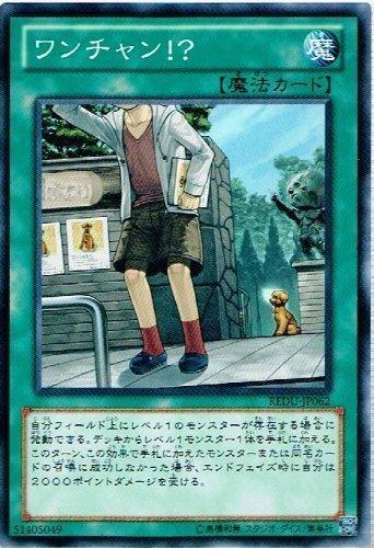 遊戯王OCG ワンチャン!? ノーマル REDU-JP062
