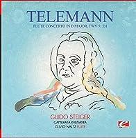 Flute Concerto in D Major Twv 51: D1