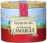 Le Saunier de Camargue Fleur de Sel, 125 g