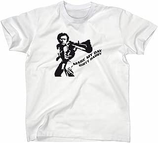 Make my Day Clint Eastwood Callahan Movie Kult T-Shirt alle Größen NEU