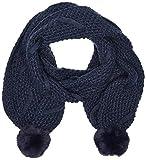 Pepe Jeans Sofia Scarf Bufanda para Clima frío, Azul (598), Talla única para Mujer