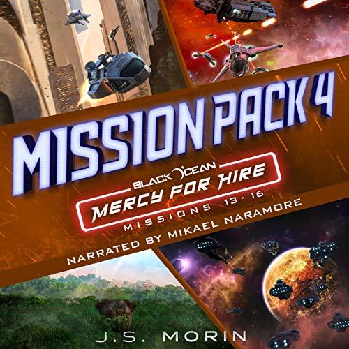 Page de couverture de Mercy for Hire: Mission Pack 4