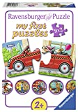 Ravensburger - Winnie the Pooh Jigsaw Puzzle - 3 in a Box