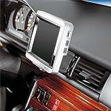 KUDA Naviconsole Mercedes E-Klasse 85-95 - nero vero cuoio - adatto per E-Klasse (W124), Bj 06/1985 - 05/1995