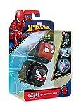 Battle Cubes 37199 Spider-Man VS Venom-Battle Fidget Set, rot