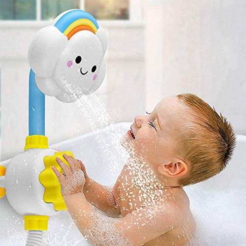 Moonvvin Baby Bath Toy Kids Wate...
