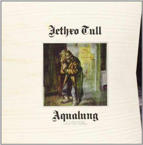 Aqualung 40th Anniversary Collector's Edition [LP, CD1, CD2, DVD, Blu Ray]