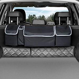 Backseat Trunk Organizer