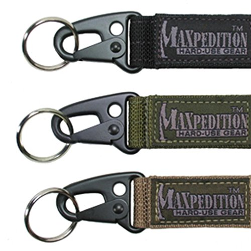 Maxpedition Gear Keyper , Black