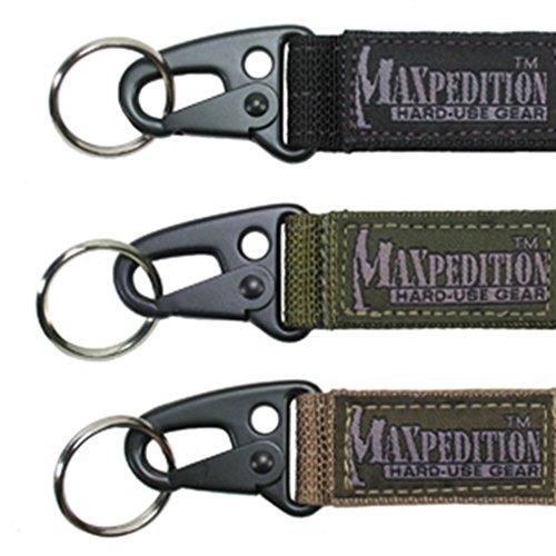 Maxpedition Gear Keyper  Black