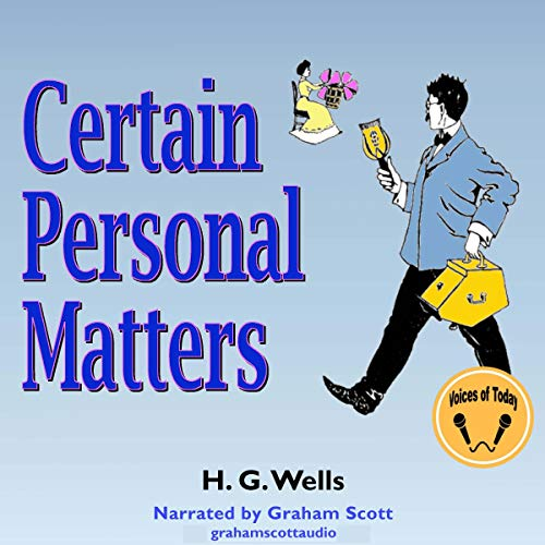 Certain Personal Matters cover art