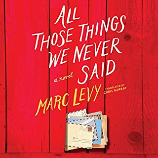 All Those Things We Never Said                   Auteur(s):                                                                                                                                 Marc Levy,                                                                                        Chris Murray - translator                               Narrateur(s):                                                                                                                                 Amy McFadden                      Durée: 9 h et 49 min     Pas de évaluations     Au global 0,0