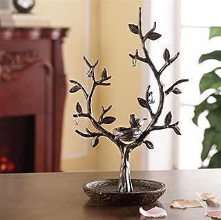 bird jewelry tree