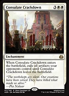 Best mtg consulate crackdown Reviews