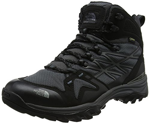 The North Face Men's Hedgehog Fastpack Mid GTX High Rise Hiking Boots, Black...