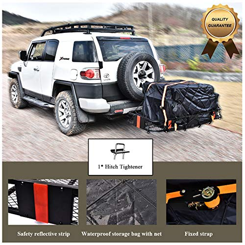 USSerenaY Hitch Cargo Carrier