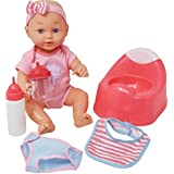 Drink and Wet Baby Doll, With Training Potty, 2...