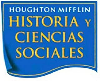 Houghton Mifflin Social Studies Spanish: Big Book Glossary Level 2 (Spanish Edition)