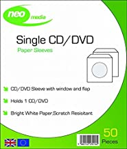Neo Media Paper Sleeves (Pack of 50)