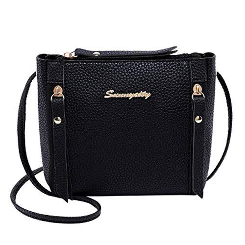 LHXS Fashion Schoudertas Casual Messenger Bag Eenvoudige portemonnee Handtas Schoudertas Meisje