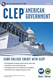 CLEP American Government W/ Online Practice