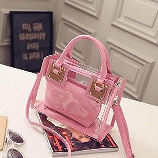 Bnwt Disney Princess Filles Rose Imperméable PVC Transparent Shopping Sac Fourre-tout