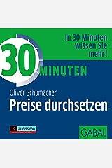 30 Minuten Preise durchsetzen Audio CD
