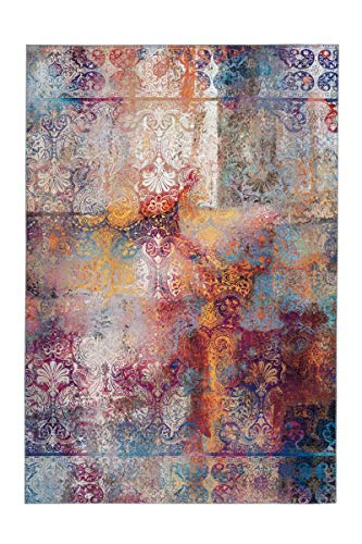 Arte Espina Teppich Galaxy 100 Multi, Größenauswahl:80 x 150 cm