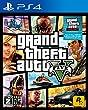 グランド・セフト・オートV 【CEROレーティング「Z」】 (「特典」タイガーシャークマネーカード(「GTAオンライン」マネー$20万)DLCのプロダクトコード 同梱) - PS4