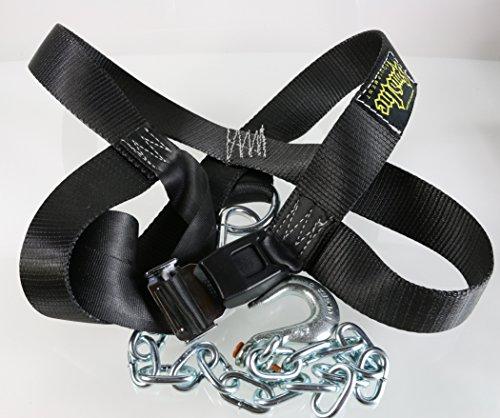 Spud Inc Adjustable Front Squat Harness - Use on Belt Squat Machine Or...