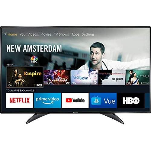 Toshiba 49LF421U19 49-inch Smart HD TV - Fire TV Edition