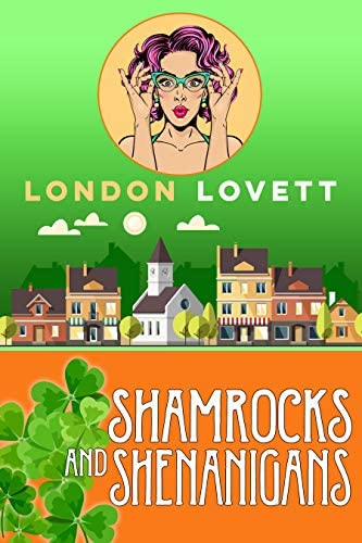 Shamrocks and Shenanigans Port Danby Cozy Mystery Series Book 15 product image