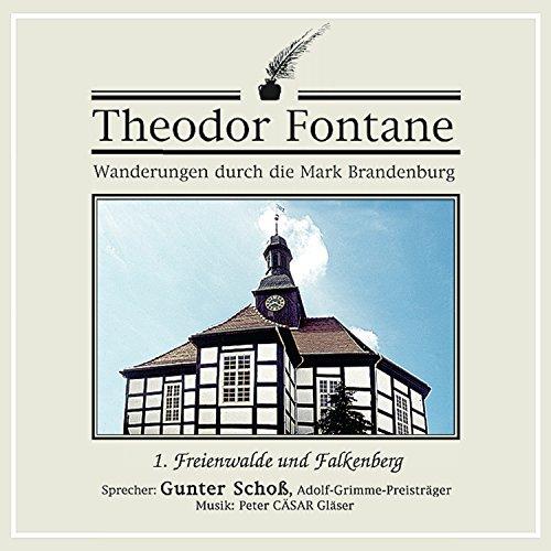Freienwalde und Falkenberg (Wanderungen durch die Mark Brandenburg 1) Titelbild