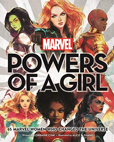 Cink, L: Powers of a Girl