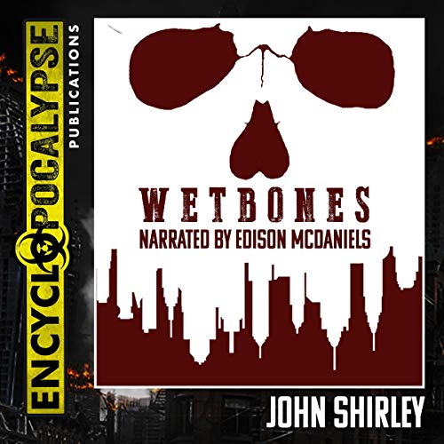 Wetbones audiobook cover art
