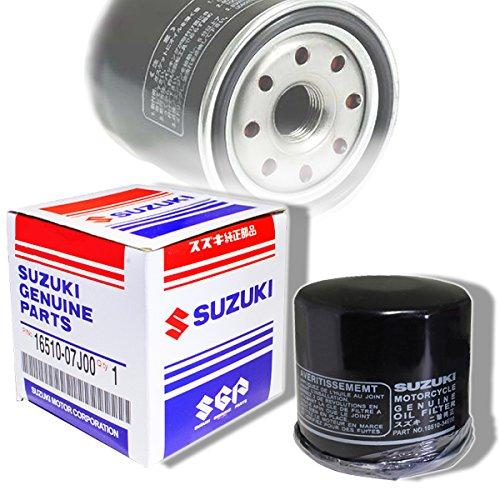 07 gsxr 750 oil filter - 5
