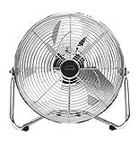 DOMAIR BA35CC - Ventilateur/Brasseur d'air à poser - Diamètre 35 cm - 60 Watts - 3...